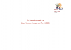 DCQ Regional NRM Plan 2010