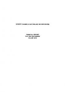 DCQ Financials 18-19